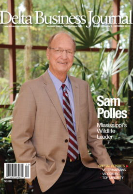 Sam Polles- Delta Business Journal