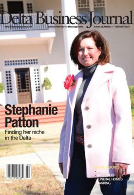 Stephanie Patton- Delta Business Journal