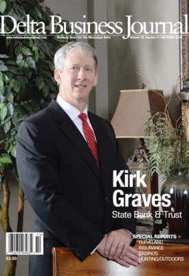 Kirk Graves- Delta Business Journal