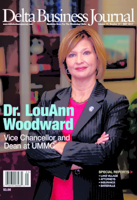Delta Business Journal- Dr. LouAnn Woodward