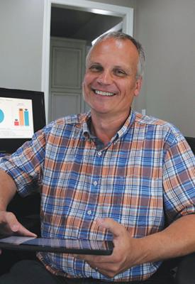 Delta Business Journal- Farm Family Henk van Riessen