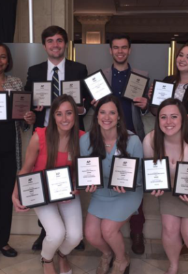 UM Journalism Students Win Awards In Three Separate Contests - HottyToddy.com 2017-05-12 07-35-59
