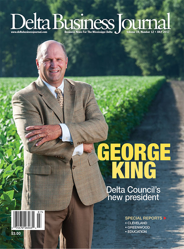Delta Business Journal- George King