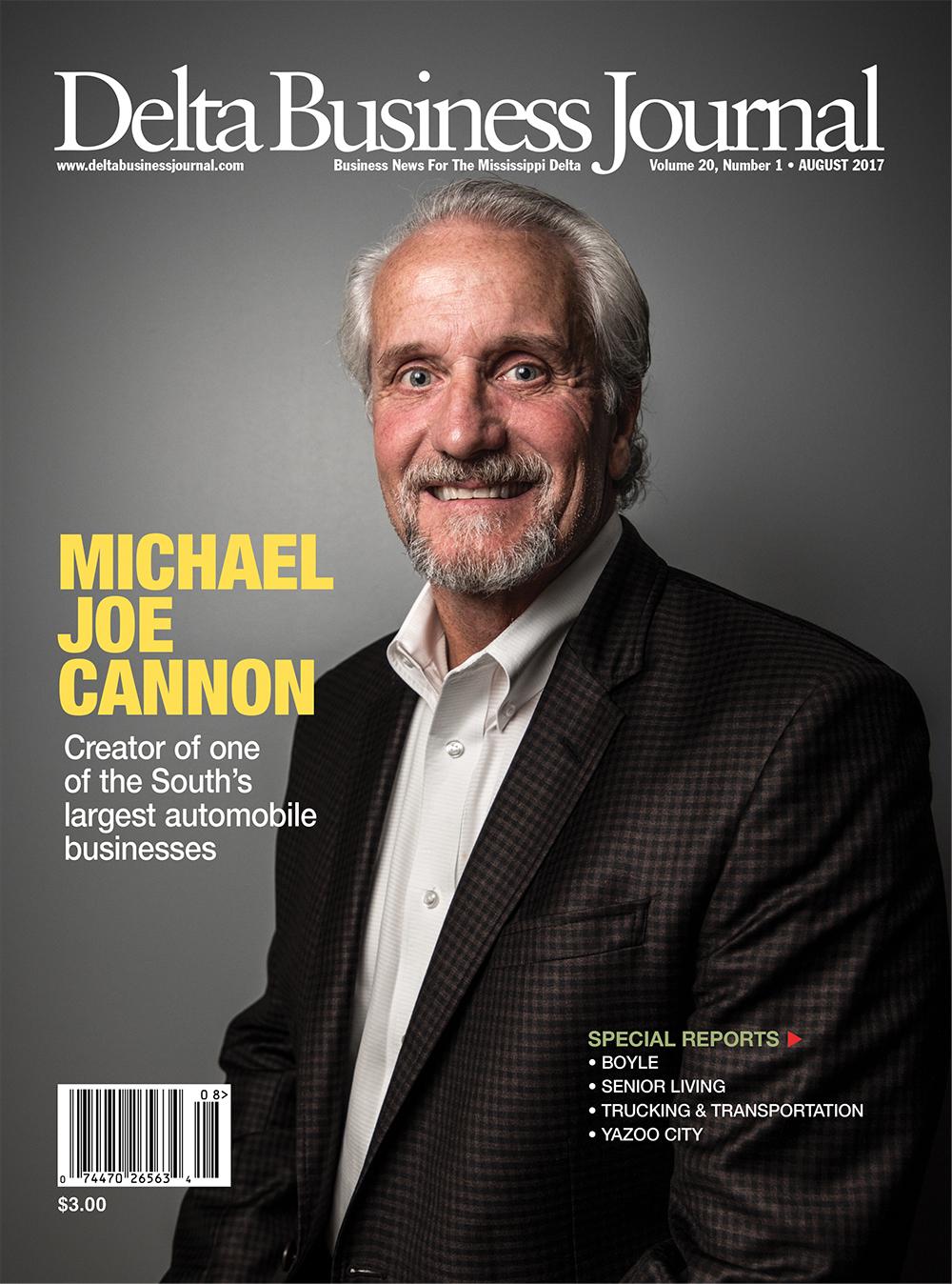 Michael Joe Cannon- Delta Business Journal