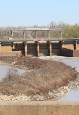 Steele Bayou Drainage Structure 1