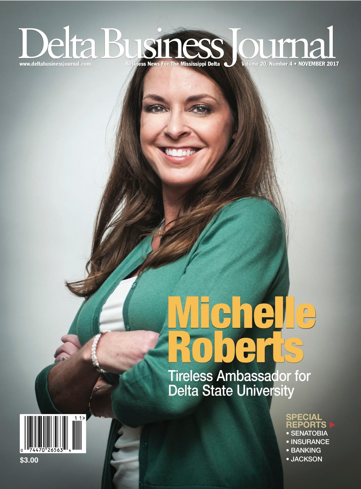 DBJ Nov 2017- Michelle Roberts