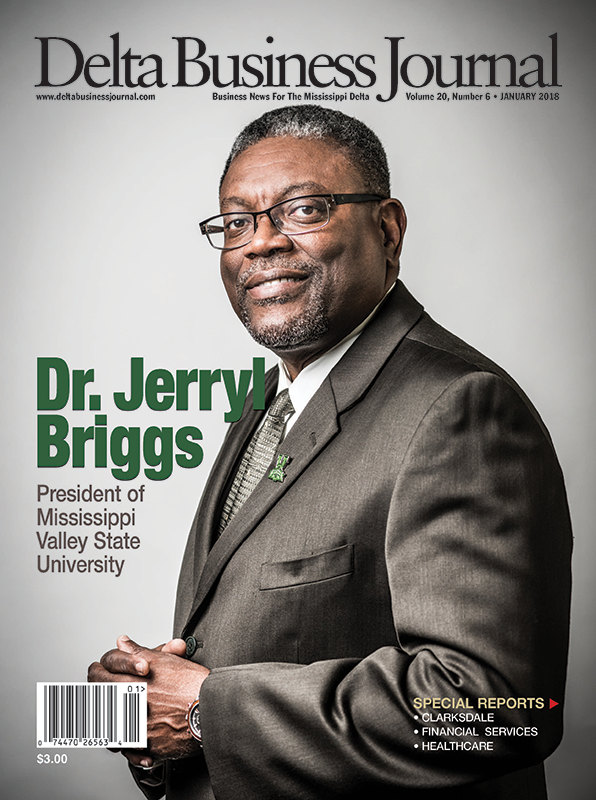 Dr. Jerryl Bridges- Delta Business Journal