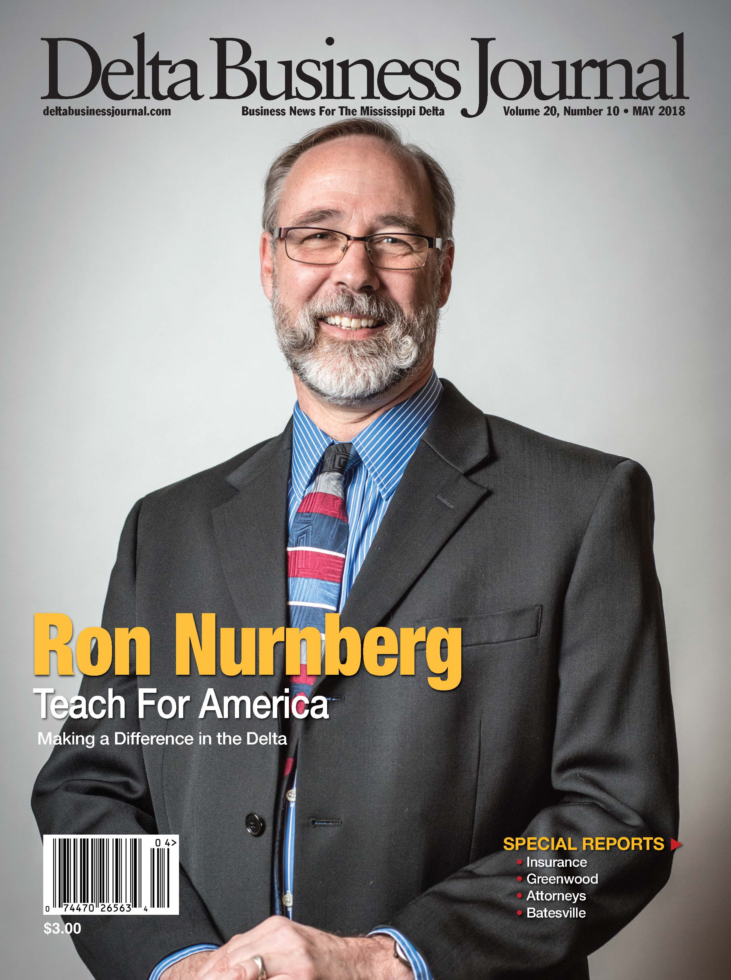 Ron Nurnberg Teach for America
