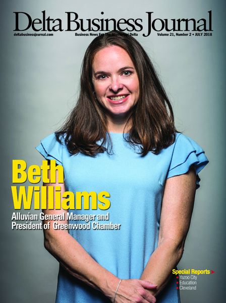Beth Williams- Delta Business Journal