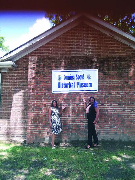 Dr. Mary Frances Dear-Moton (CEO_ President) and Mrs. Amanda Dear-Jones (Director)