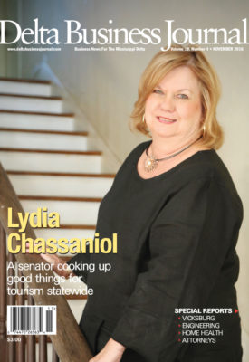 Lydia Chassaniol- Delta Business Journal