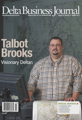 Talbot Brooks- Delta Business Journal
