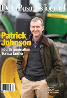 Patrick Johnson- Delta Business Journal
