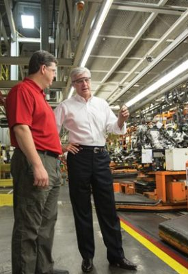 Mississippi Automotive Industry