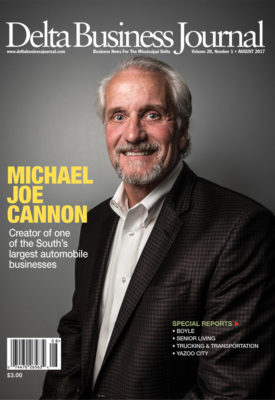 Michael Joe Cannon- Delta Business Journal