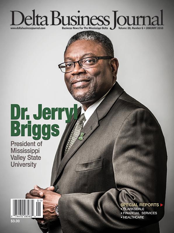 Dr. Jerryl Bridges- Delta Business Journal