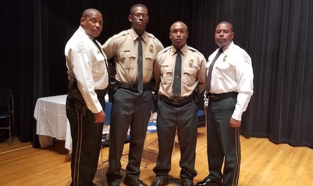 MVSU Officers