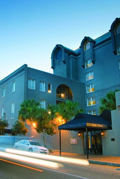 Eola Hotel Night